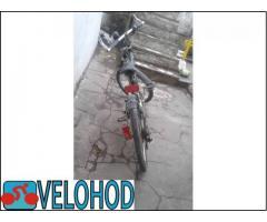 Немецкий велосипед Wheel Worx