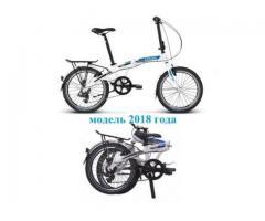 Новый  складной велосипед Kross Flex 2.0 2018 Польша