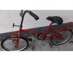 Велосипед детский Тиса ретро времен СССР колеса 20