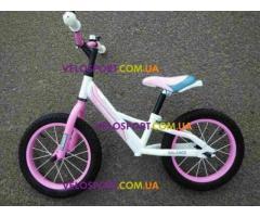 Беговел детский, велобег Crosser Balance 12 - 16 дюймов