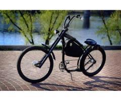 Электровелосипед Американский круизер, чоппер