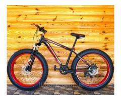 Велосипед ФэтБайк на Алюминиевой раме