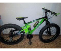 Продам  Внедорожный Велосипед Фетбайк (фэтбайк, fatbike)