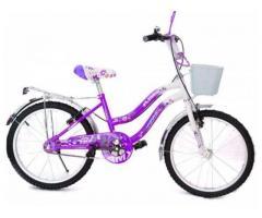 Продам детский велосипед возраст +4 диаметр колеса 20