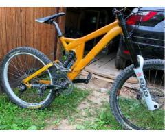 Продам взрослый велосипед, двухподвес Specialized Big Hit + 888RC3 downhill freeride