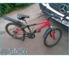 Велосипед avanti vesta красный цвет