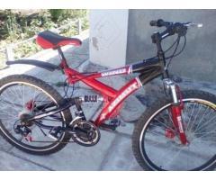 Продам подростковый  велосипед AZIMUT Wind 26