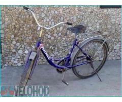 Велосипед в городе Николаев