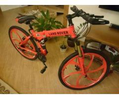 Продам  складной велосипед элитного класса LAND ROVER