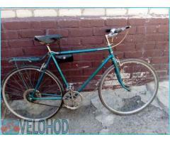 Велосипед в Луганске недорого БУ взрослый