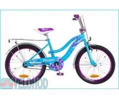 Велосипед formula flower 16