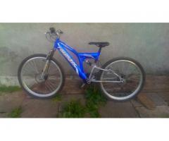 Продам взрослый велосипед, горный Forester на 26 колесах