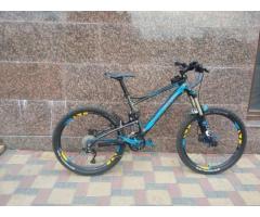 Продам взрослый велосипед профессионального класса CUBE FRITZZ SL 2012