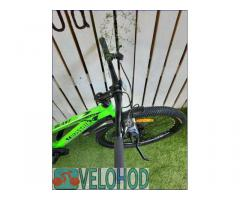 Crossbike Blast 26 Lime