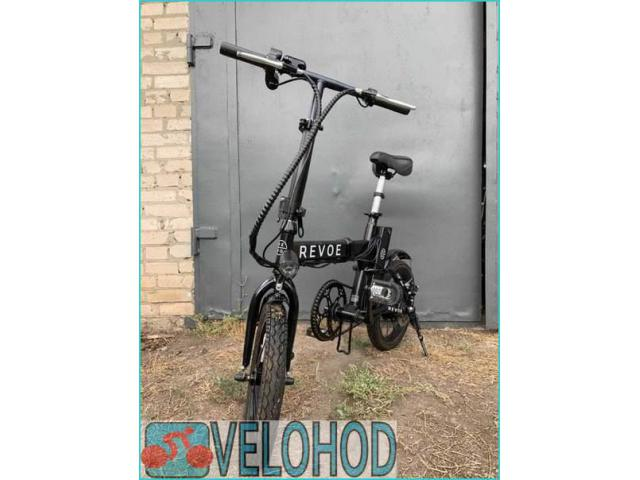 Электрический велосипед REVOE Lite 16 FOLDING